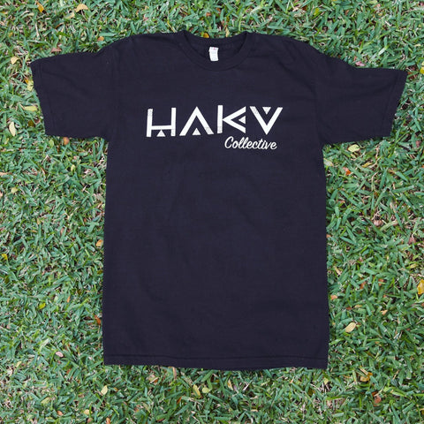 HAKU Collective Black T-Shirt