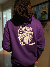 Load image into Gallery viewer, Your Vibe Attract Your Company Hoodies