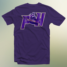 Load image into Gallery viewer, Original Purple HRT Short Sleeve