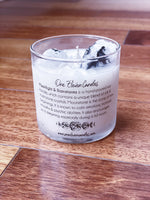 Moonlight & Rainstorms - Crystal Soy Candle