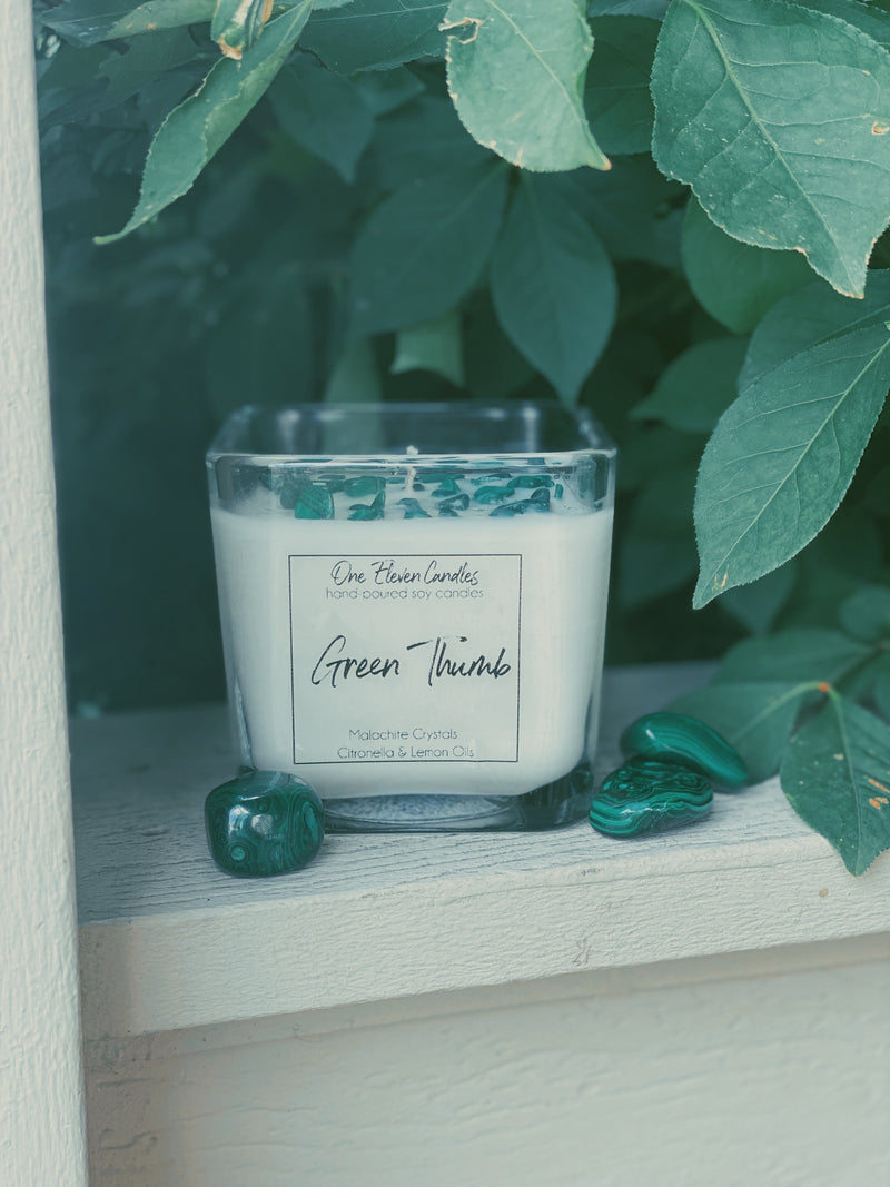 Green Thumb - Citronella Outdoor Candle