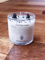 Protection - Crystal Soy Candle