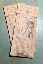 Green Fairy All-Natural Incense