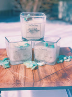Full Moon 12oz Candle - Snow Moon in Virgo - February 27, 2021