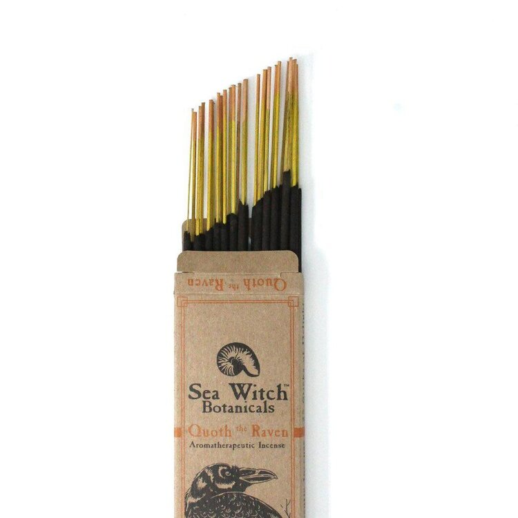 Quoth The Raven All-Natural Incense