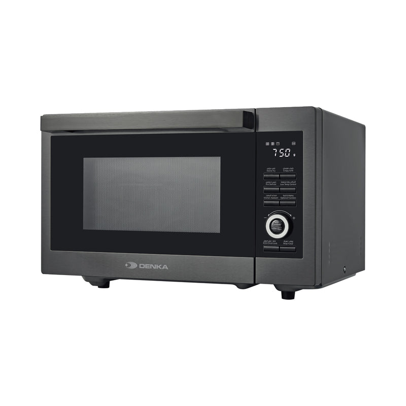 EMO-34LCAS Microwave Oven 4in1, 34L