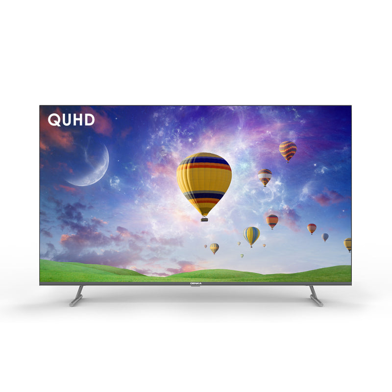 UM Series Android TV QUHD, 55 Inch