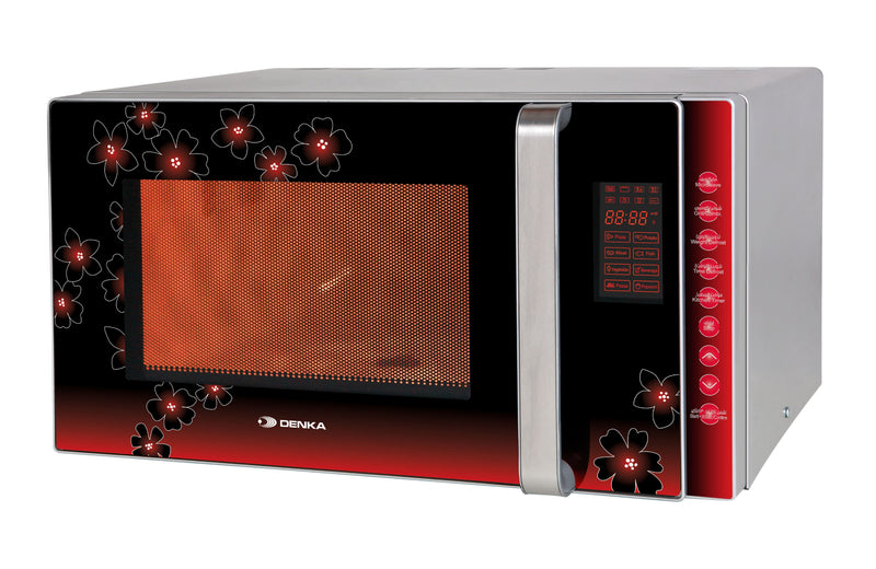 XMO-G23LB Microwave Oven & Grill, 23L