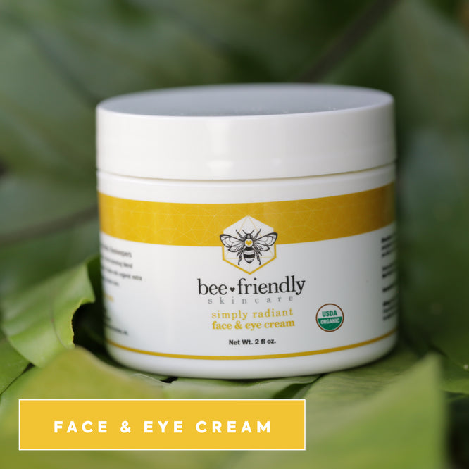 beefriendly skincare organic skincare from honey bees