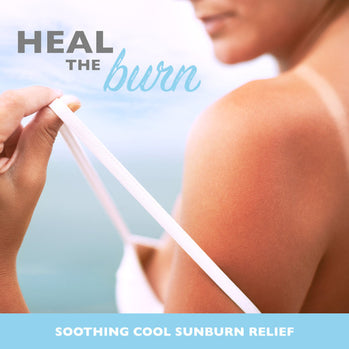 Heal the burn