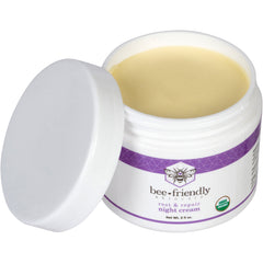 All Natural Organic Night Cream