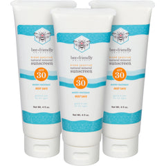 Organic Mineral Sunscreen - 30 SPF - 4 oz