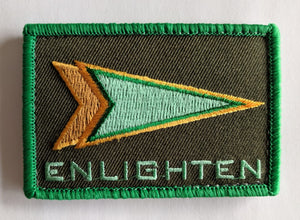 Ingress 'Enlighten' - Velcro Ruck Patch