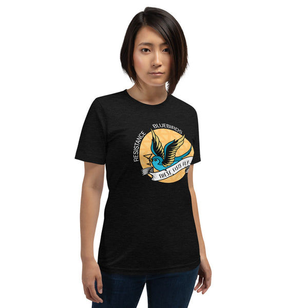 Bluebirds Int'l Unisex T-Shirt (no personalization)