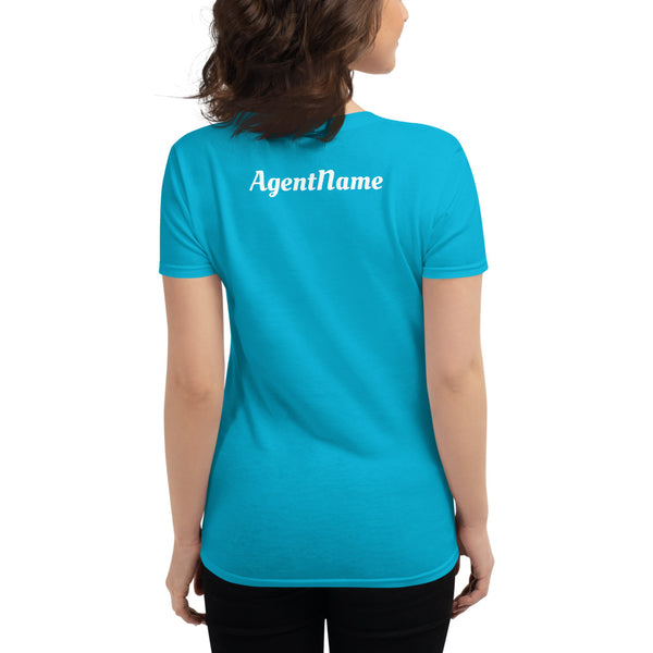 BRRN Women's Short Sleeve Tee (personalized)