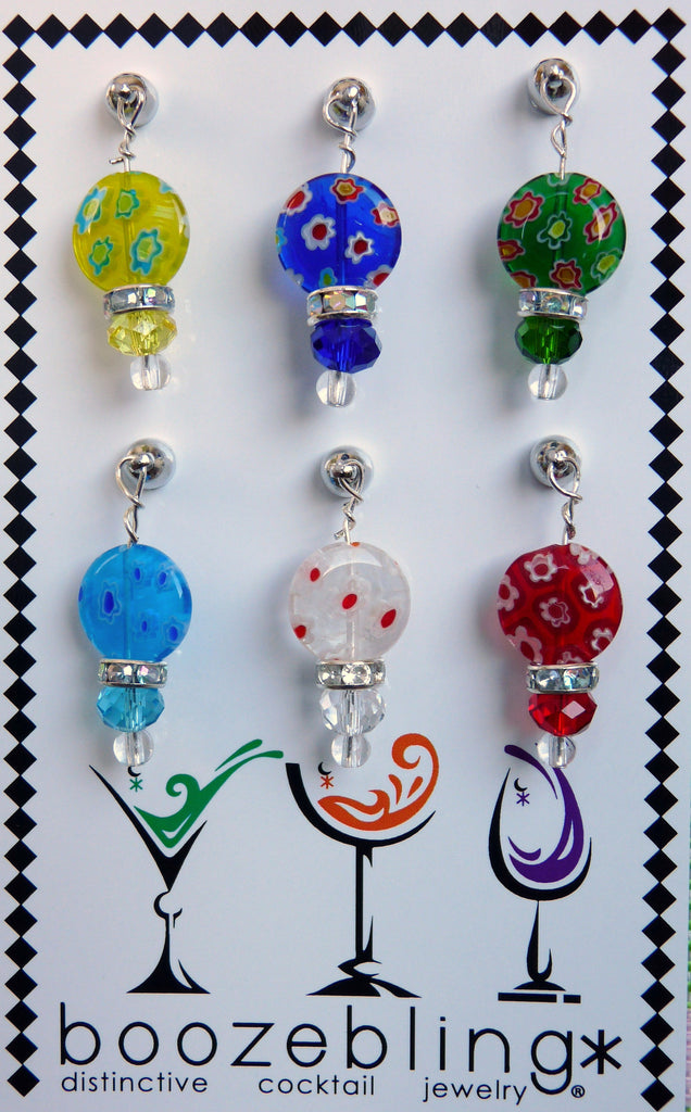 Millefiori Blings