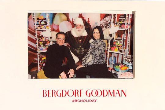 Bergdorf Goodman Holiday Appearance