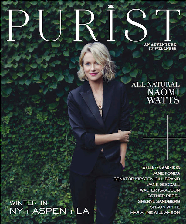 Purist Magazine Cover