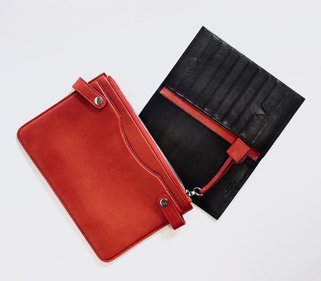 Pouch and Wallet