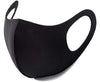 Unisex Mouth Mask Stretchable Anti Dust Face Cover ,Black