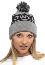 Load image into Gallery viewer, BOBBLE HAT ORIGINAL HEATHER GREY
