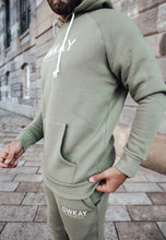 Load image into Gallery viewer, TRACKSUIT HOODIE - KHAKI