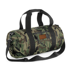 BARREL BAG CAMO GREEN