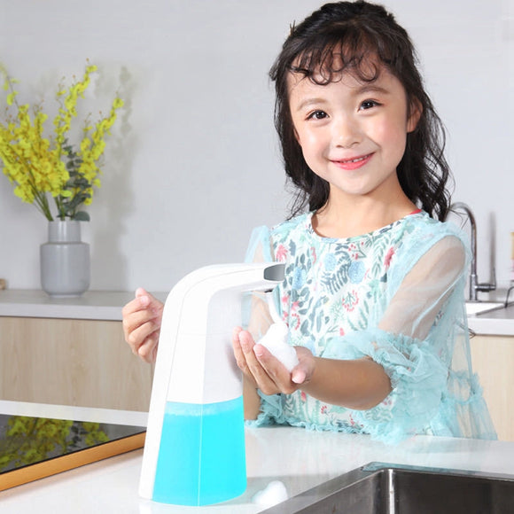 Touch-less Automatic Soap Dispenser