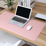 High Quality Leather Dual Color Keyboard Pad (80x40cm)