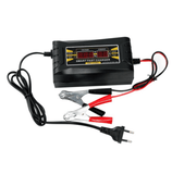 Smart Fast Battery Charger (For ALL Types of Car and Motorcycle)