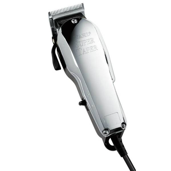 Wahl Super taper chrome klippmaskin - LottOff Online Shop