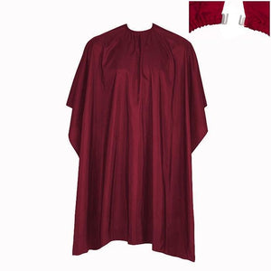 Frisörkappa Perfect Touch burgundy - LottOff Online Shop