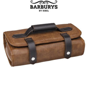 Barburys barber necessär brun - LottOff Online Shop