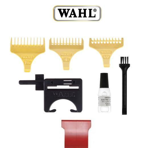 Wahl Hero trimmer 32 mm silver - LottOff Online Shop