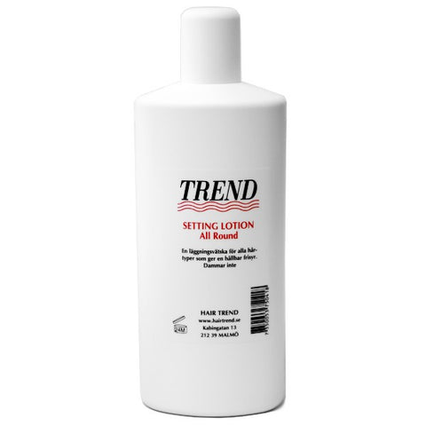 Trend Setting Lotion Läggningsvätska Allround 1000 ml - LottOff Online Shop