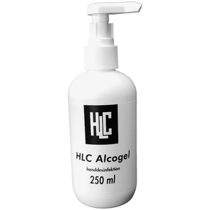 HLC Alcogel oparfymerat handdesinfektion 250 ml - LottOff Online Shop