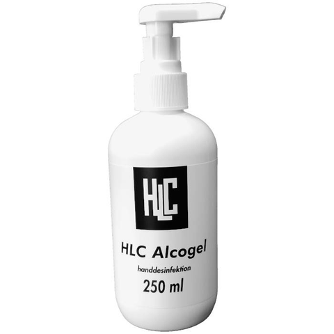 Alcogel handdesinfektion