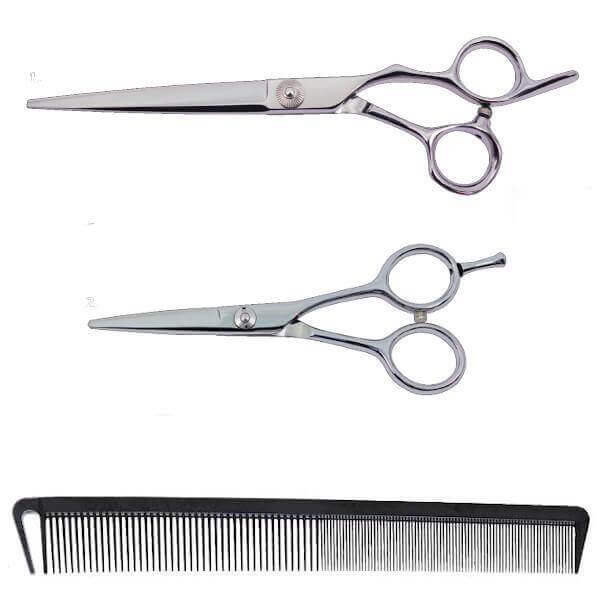 Barber Box  klippning & rakning kit 7 delar - LottOff Online Shop