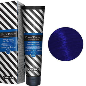 Osmo Color Psycho wild cobalt  semipermanent hårfärg 150 ml - LottOff Online Shop
