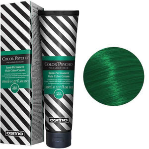 Osmo Color Psycho wild green semipermanent hårfärg 150 ml