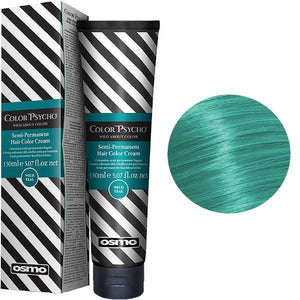 Osmo Color Psycho wild teal  semipermanent hårfärg 150 ml - LottOff Online Shop