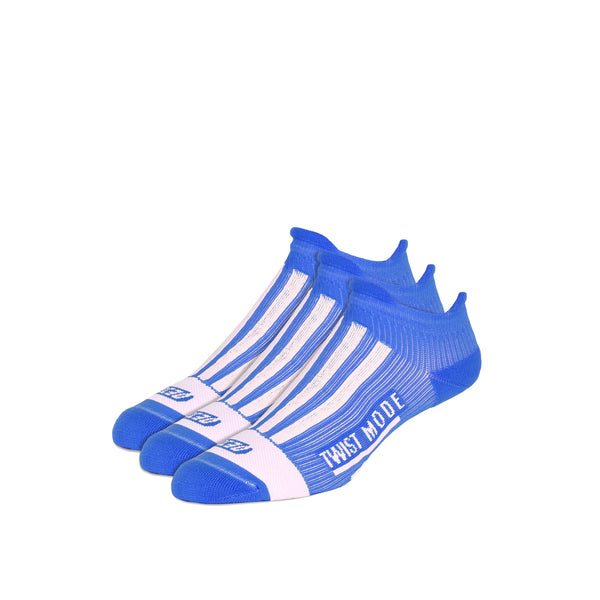 Bas Courts de Compression Striker (3 paires)