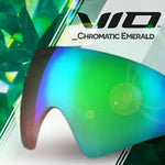 Virtue VIO Thermal Lens Chromatic Emerald