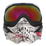 Vforce Grill Special Edition Goggles : Jolly Roger w HDR Thermal Lens