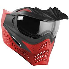 Vforce Armor FieldVision Gen 3 Goggle : Red