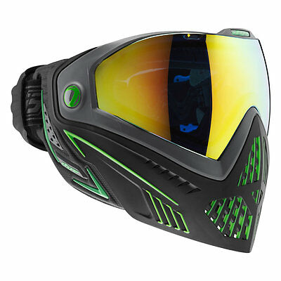 Dye i5 2.0 Goggle: EMERALD Blk/Lime *NEW*