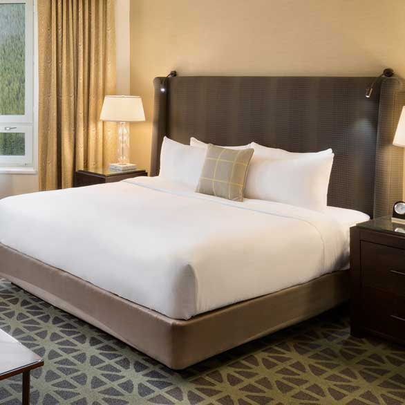 THE FAIRMONT BED