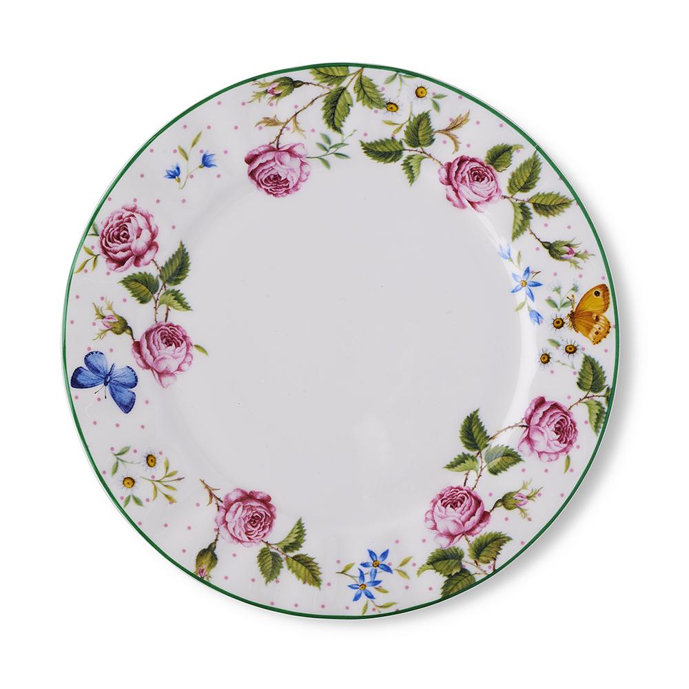"Fairmont Botanical Gardens China Collection - 8"" Plate"