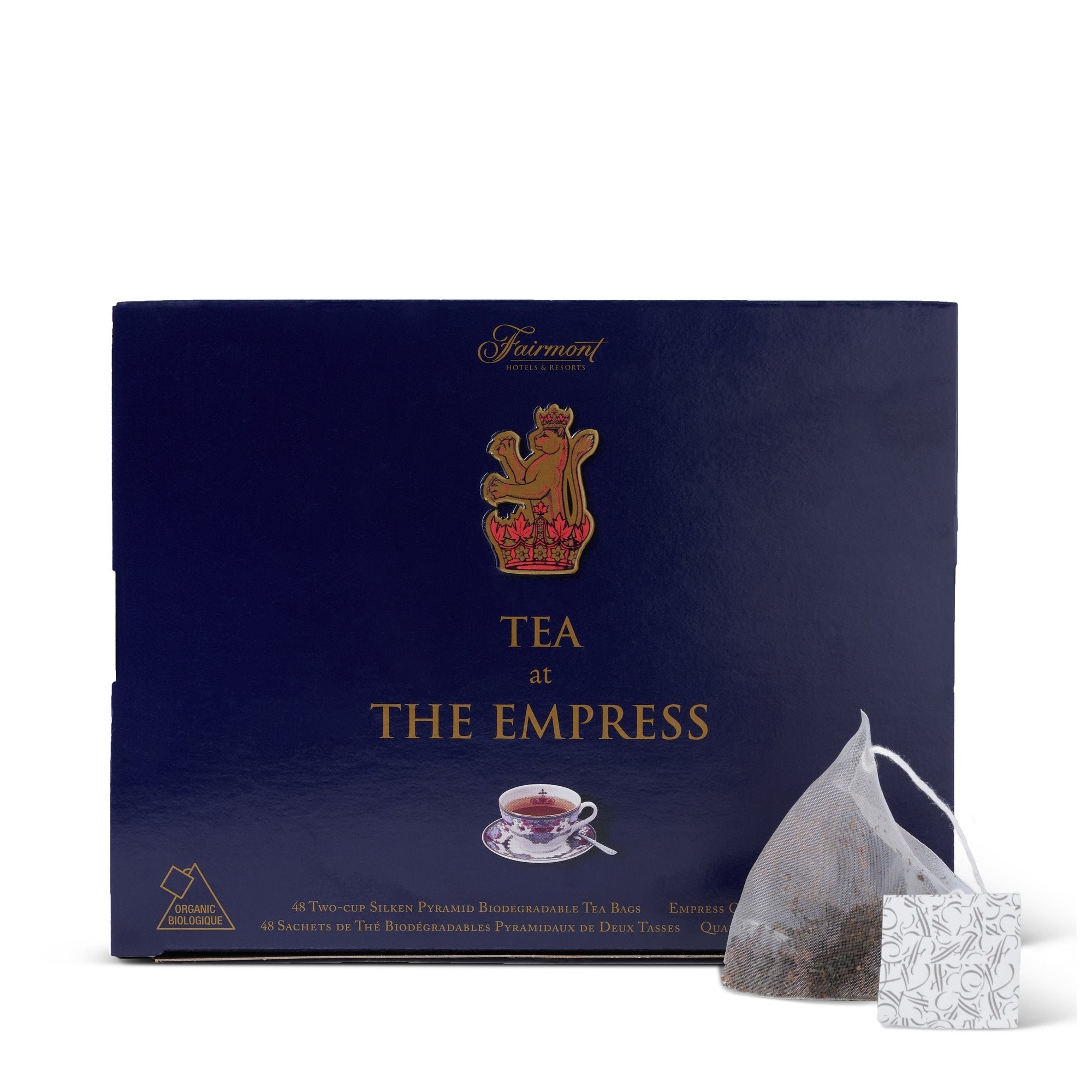 Thé à l'Empress (Orange Pekoe Empress)