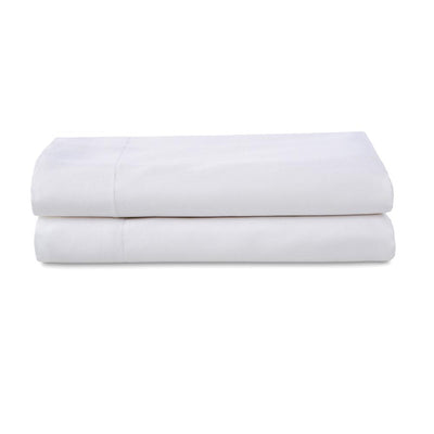 Folded pair of pillow cases